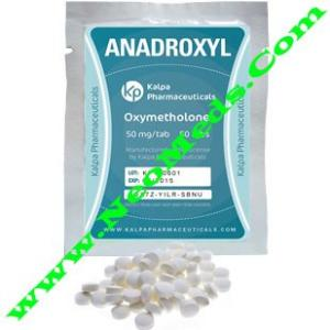 Anadroxyl - Oxymetholone - Kalpa Pharmaceuticals LTD, India