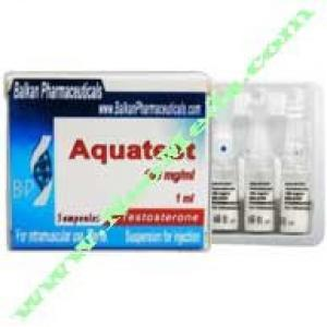 Aquatest - Testosterone Suspension - Balkan Pharmaceuticals