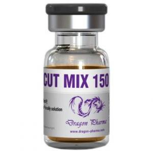 Cut Mix 150 - Drostanolone Propionate - Dragon Pharma, Europe