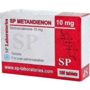 SP Metandienon Image
