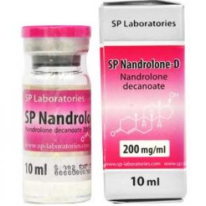 SP Nandrolone - Nandrolone Decanoate - SP Laboratories
