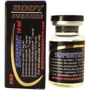 Supertest - Testosterone Mix - BodyPharm