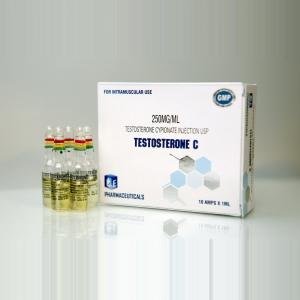 Testosterone C - Testosterone Cypionate - Ice Pharmaceuticals